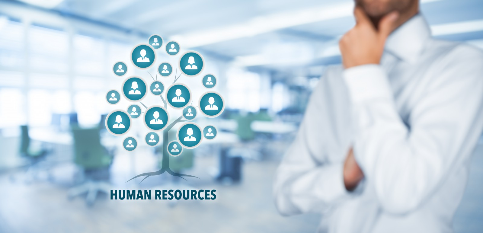 managing human resources Interested in human resource management, but not sure what it's all about human resource professionals are typically responsible for making sure a workplace is productive, harmonious and safe.